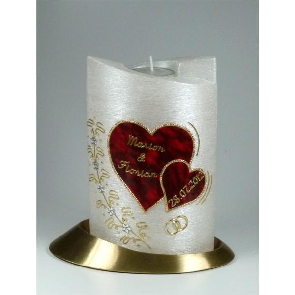 Kerzen Junglas | mit Teelicht